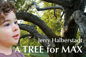 A Tree for Max by Jerry Halberstadt